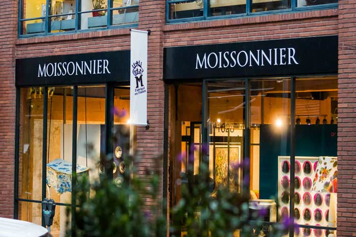 Moissonnier Showroom Vancouver